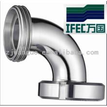 Sanitär 90 Grad Ellenbogen mit Union (IFEC-SE100001)