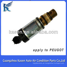 SANDEN SD6V12 AC compressor Válvula de Controle para Peugeot