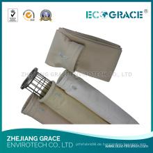 Hochtemperaturbeständiger Staubfilter Aramid Filterbeutel