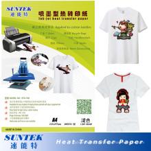 Light Color Transferpapier Geeignet für Tintenstrahldrucker
