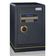 Casa mobiliário completo metal dinheiro seguro bloqueio eletrônico para mecanismo de bloqueio seguro