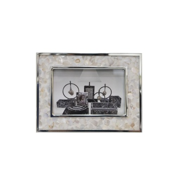 Natural River shell Mirror Frame Picture Frames