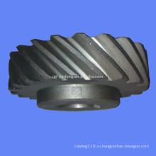 Подгонянная спиральн шестерня малая пластичная спиральн шестерни