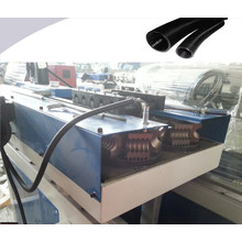 Plastic PP/PE/PVC/EVA Single Wall Corrugated Pipe Making Machine