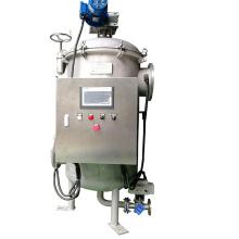 Boîtiers de filtre autonettoyants à rinçage automatique