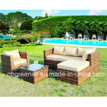 Hot Sell Garden Sofa for 2016 Wicker/Rattan Outdoor Furniture
