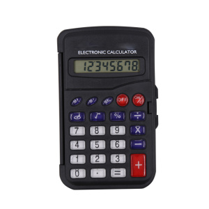 Pocket Calculator with Cover Calculator with Voice