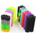 18650 battery holder silicone 18650 battery case