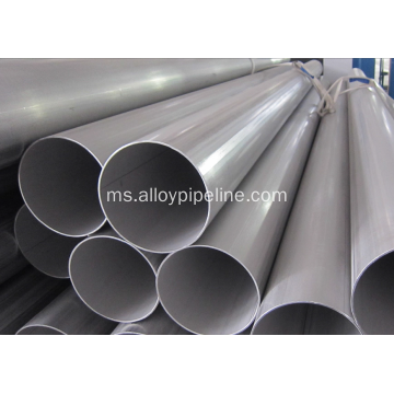 DN400 SCH10S A358 CL1 TP316L Welded Pipe