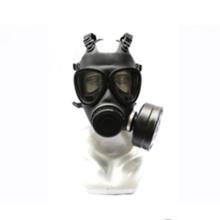 Máscara Antimotim para Segurança com Canal de Voz