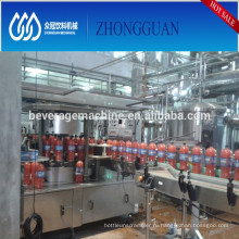 New Automatic Carbonated Soft Drink Bottle Filling Machine