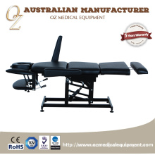 Factory Directly Hospital Examination Table Full Electric Treatment Bed Osteopathic Treatment Table