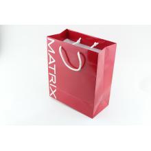 Extravagante Farben-Handtaschen-kundenspezifisches Geschenk-Papiertüte-Drucken