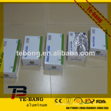Factory supply china manufacturer duty aluminum foil stove and oven with cutter box