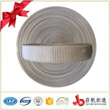 Ruban de sangle blanc en polypropylène blanc chinois
