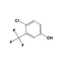 4-Chloro-3- (trifluoromethyl) Phenol CAS No. 6294-93-5