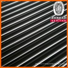 316 acier inoxydable Tube/tuyau avec de bonne qualité pour échangeur de chaleur