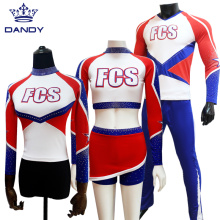 Custom Cheerleading Uniformen voor teams