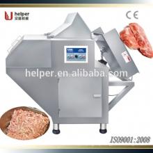 Frozen meat flaker machine