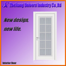 White Painted Wooden Flush Door