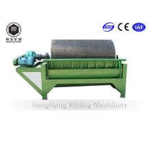 Máquina magnética seca permanente para separar o material não metálico / da sucata