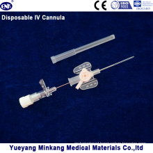 Blister Packed Medical Disposable IV Cannula/IV Catheter Butterfly Type 20g