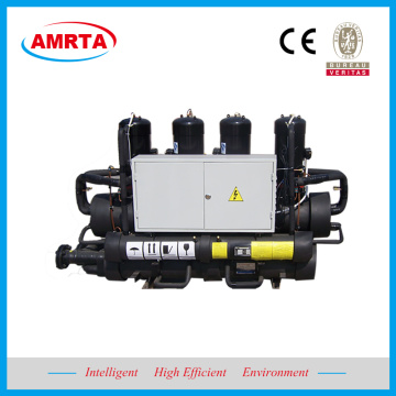 Swimming Pool Ground Source Heat Pump