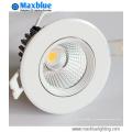 6W 9W Modern Empotrable COB LED Down Luz