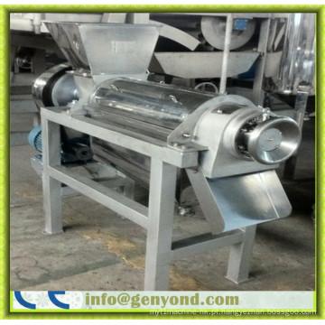 Máquina industrial do extrator do suco do aço inoxidável