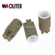 Чел с содержанием кремния от углерода в силикатных измерений Тип чашки термического анализа для литейного производства