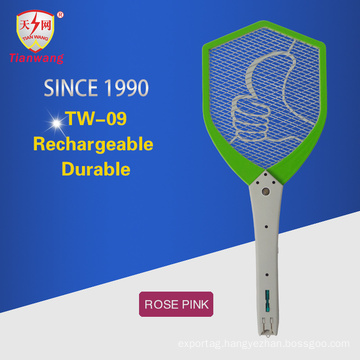 High Voltage High Quality Insect Swatter with Cleaning Brush