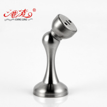 Strong Magnets Stainless Wall Metal Spring Door Stopper
