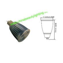 LED MR16 (3X2w) Luz del punto Bombilla del LED