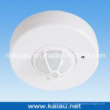 Trois détecteurs Montage au plafond Interrupteur de capteur de mouvement infrarouge de haute qualité (KA-S02B)