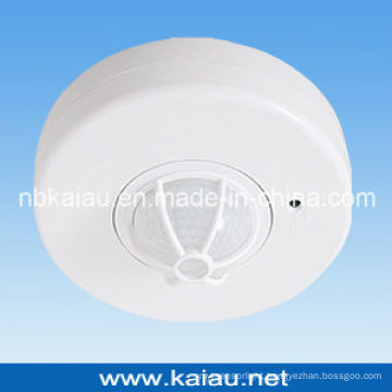 Three Detectors Ceiling Mount High Quality Infrared Motion Sensor Switch (KA-S02B)