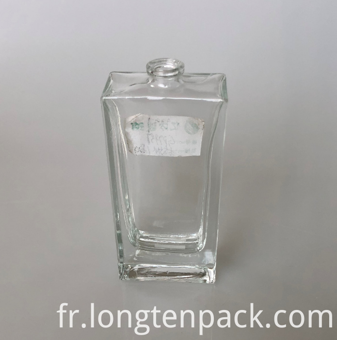 LTP4039 Rectangle4 glass bottle