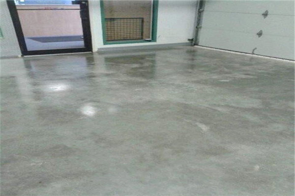 clear epoxy for concrete