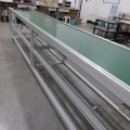 Sliding Bed Transporting Belt Conveyor