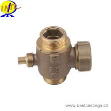 OEM Service латунный и бронзовый Стоп Корпус клапана