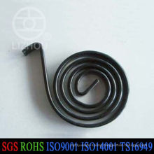 Power Spring with Flat Coils