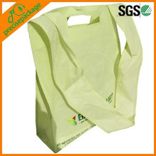 Promotional Non Woven Shoulder Bag With Long Handle