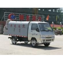 Proveedor de camiones de basura herméticos