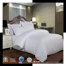 Satin Strip Cotton Fabric Hotel Textile (WS-2016162)