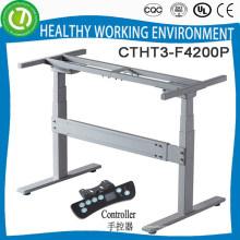 Электрический двигатель регулируемый по высоте стол рамка с 3 столбцами