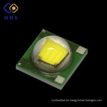 Alta estabilidad de alta potencia 3535 blanco 1W smd llevó el sustrato de vidrio epoxi