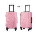 Barato Pink School Leisure Hard shell PC equipaje