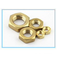 M3-M12 of Hex Head Nuts with Carbon Steel