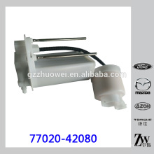 Toyota RAV4 plástico bomba de gasolina Assy para ACA33 77020-42080