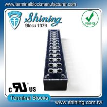 Connecteur de borne TB-33512CP 300V à connecteur rapide basse tension à 12 broches