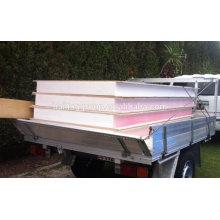 Nicht-Asbest feuerfester MgO-Magnesiumoxid XPS / ENV-SIP-Sandwichwand für bewegliches Gebäude
